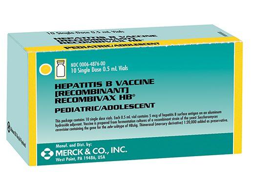 High Dose Influenza Vaccine